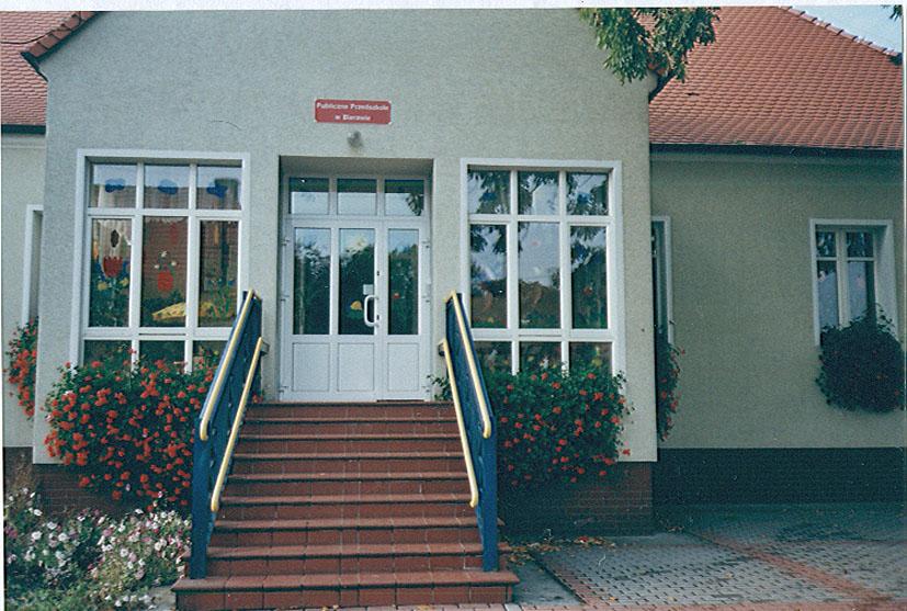 Przedszkole w Bierawie