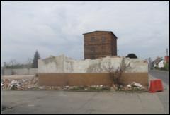 Galeria Rozbiórka budynku dawnej stolarni w Bierawie