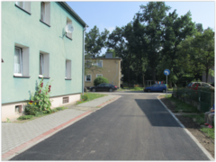 Galeria Droga - Korzonek