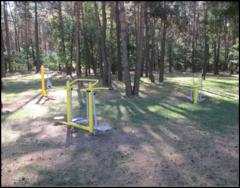 Galeria Urządzenia fitness Solarnia