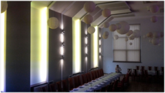 Galeria sala widowiskowa GCKiR Bierawa