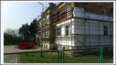 Galeria Remont budynku Ośrodka Zdrowia w Dziergowicach