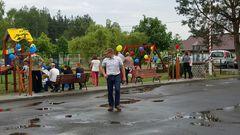 Galeria Plac zabaw Goszyce