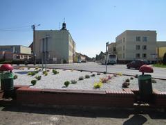 Galeria skwer w Bierawie