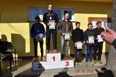 Podium Jacek Sobas I-miejsce ,Andrzej Grzesik drugi