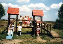 Obecny wygląd ogrodu przedszkolnego